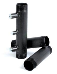 Filetage gaz et cylindrique sur tube